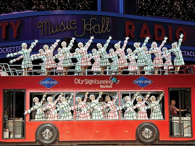 Tickets para Radio City Christmas Spectacular - Bus