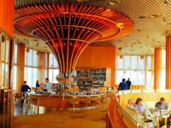 Rooftop Bars en Nueva York - Interior The Top of the Standard