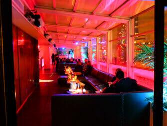 Bar rooftop en Nueva York - Skyroom