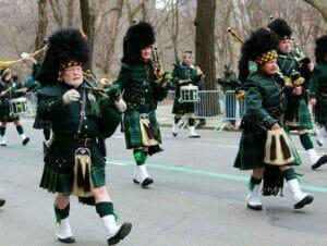 St Patricks Day en Nueva York