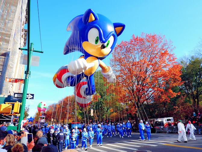 Thanksgiving en Nueva York - Macy's Parade