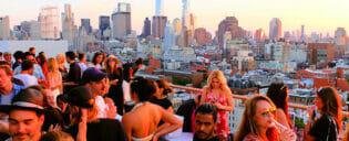 Los mejores rooftop bars en Nueva York