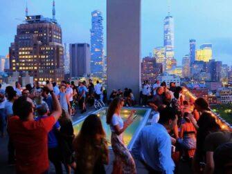Los mejores rooftop bars en Nueva York - Jimmy