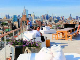 Los mejores bares rooftop en Nueva York - The Roof en PUBLIC