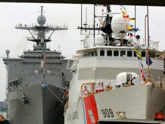 Fleet Week en NYC - buques