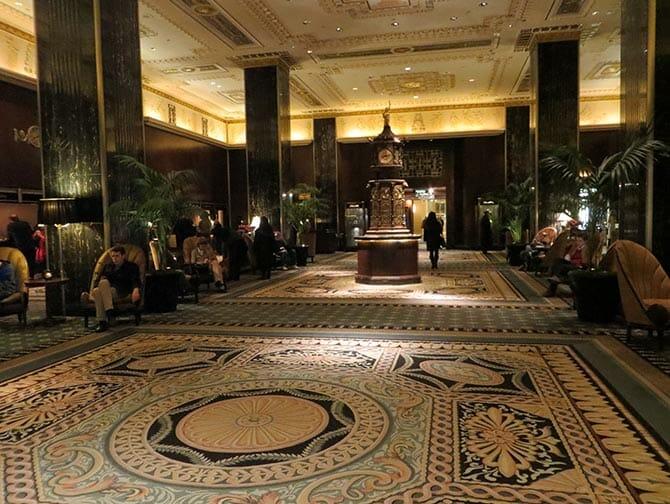Waldorf Astoria en NYC - Hotel