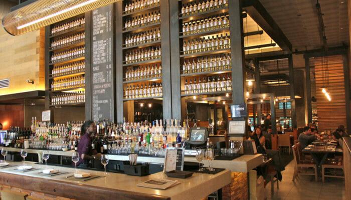 Restaurantes y bares románticos en Nueva York - Gansevoort Park Avenue