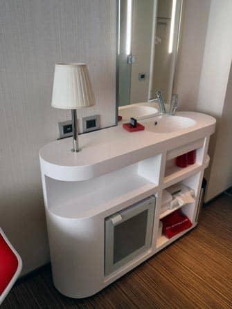citizenM Hotel en NYC- habitacion