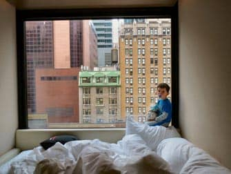 citizenM Hotel en NYC - vistas