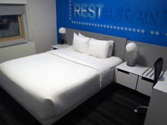 Row NYC Hotel - habitacion