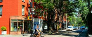 Greenwich Village en Nueva York