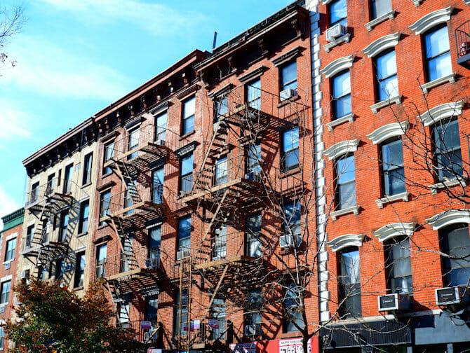 East Village en Nueva York