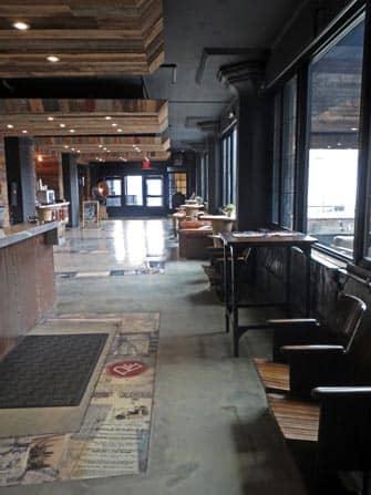 The Paper Factory Hotel en NYC - edificio - Lounge