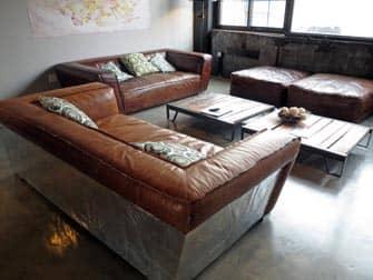 The Paper Factory Hotel en NYC - edificio - sofas