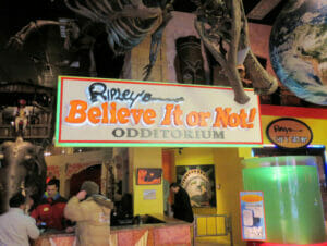 Museo Ripley's Believe It or Not! en Nueva York