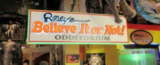 Museo Ripley's Believe It or Not! en Nueva York