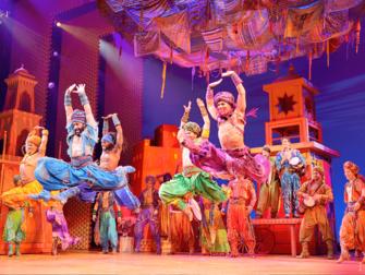 Tickets para Aladdin en Broadway - Si a Arabia tú vas
