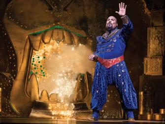 Tickets para Aladdin en Broadway - Genio