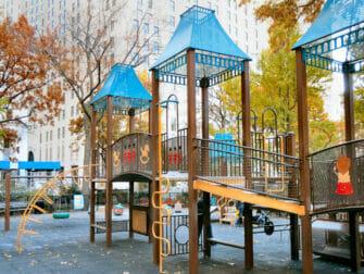 Parques en NYC - Madison Square Park Playground