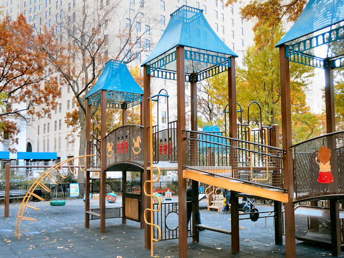 Parques en NYC - Madison Square Park Playground