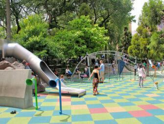 Parques en NYC - Union Square Playground