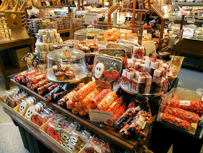 Halloween en NYC - dulces
