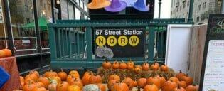 Halloween en Nueva York