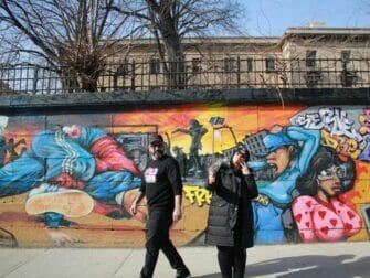 Hip Hop Tour en Harlem NYC