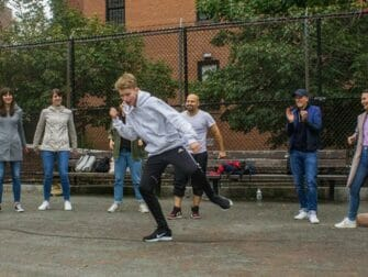 Tours hip-hop en Nueva York - Breakdance