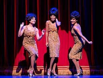 Motown el musical en Nueva York - reparto