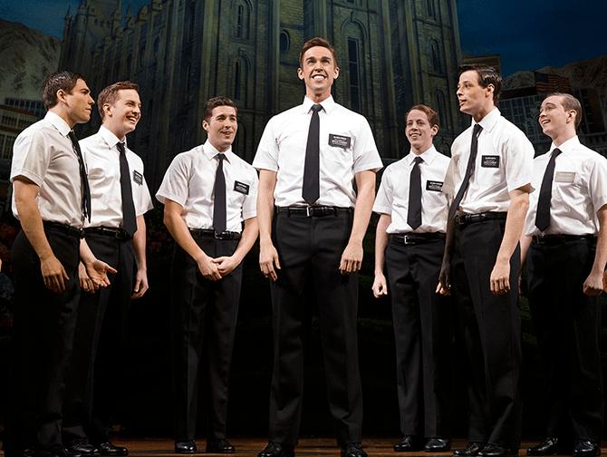 Tickets para The Book of Mormon en Broadway - Misioneros