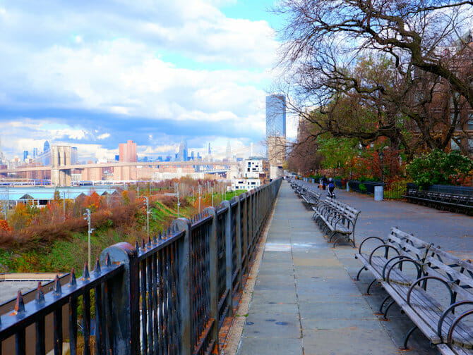Tour por Brooklyn - Brooklyn Heights Promenade