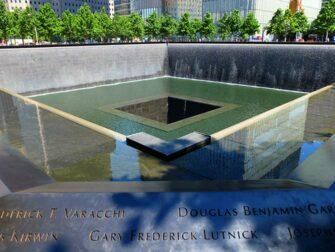 Tour por el Financial District y Monumento del 11-S - Monumento 11-S