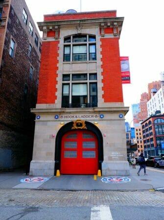 Tour cine y televisión en Nueva York - Los Cazafantasmas
