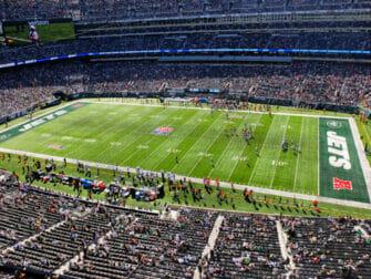 Tickets para los New York Jets - Partido de futbol americano
