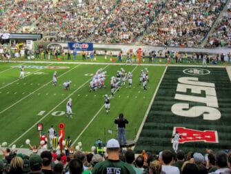 Tickets para los New York Jets - partido