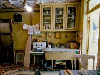 Tenement Museum en Nueva York - Baldizzi Kitchen