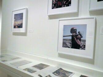 The International Center of Photography en Nueva York - Exposicion