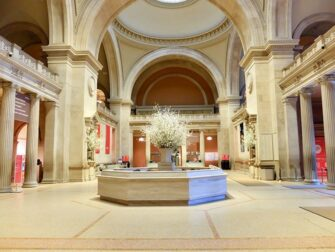 Metropolitan Museum of Art en Nueva York - Tour VIP