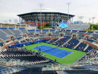 Tickets para el US Open Tennis - Arthur Ashe Stadium de Grandstand
