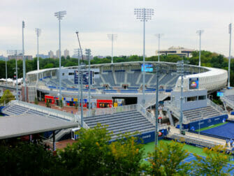 Tickets para el US Open Tennis - Grandstand Stadium