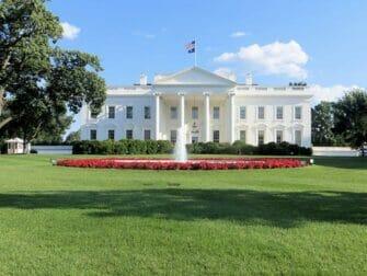 Excursion de un dia a Washington DC -Casa Blanca