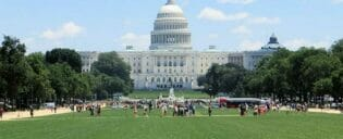 Excursion desde Nueva York a Washington DC en bus