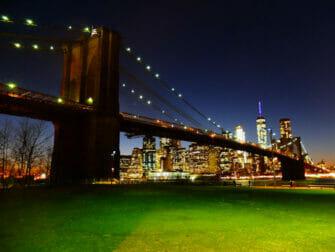 Brooklyn Bridge Park en Nueva York - Brooklyn Bridge