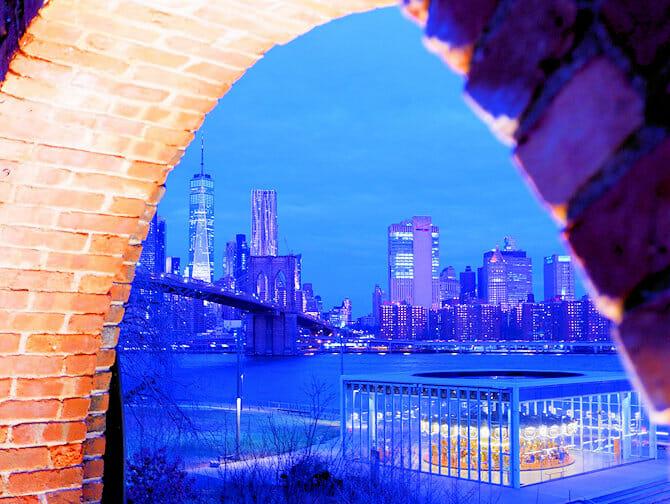 Brooklyn Bridge Park en Nueva York - Empire Stores