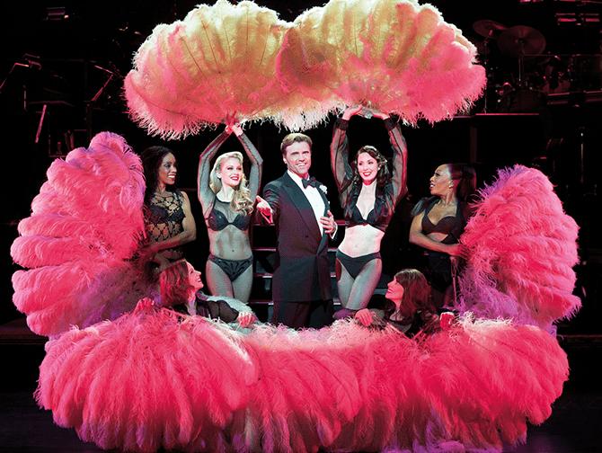 Tickets para Chicago en Broadway - Billy Flynn