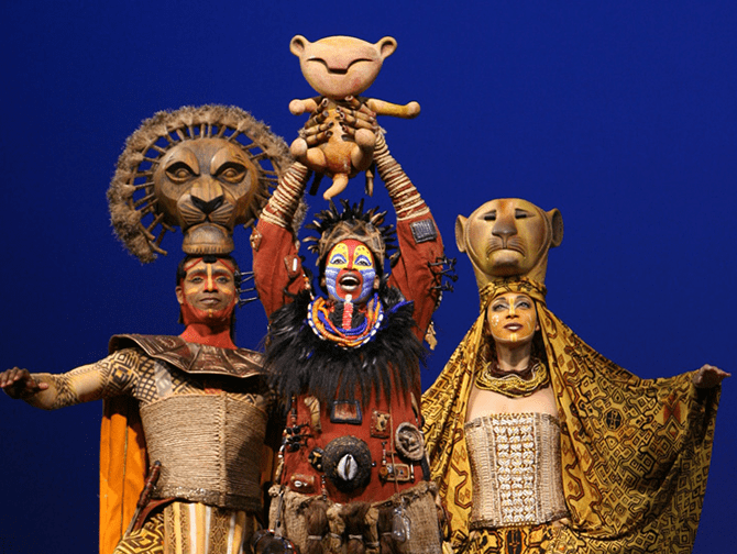 Tickets para The Lion King en Broadway - Rafiki