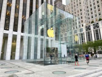 Electronica y gadgets en NYC - Tienda Apple