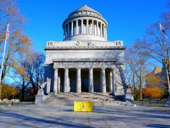 Veterans Day en NYC - Grants Tomb