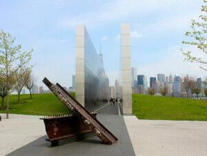 Empty Sky Memorial en New Jersey